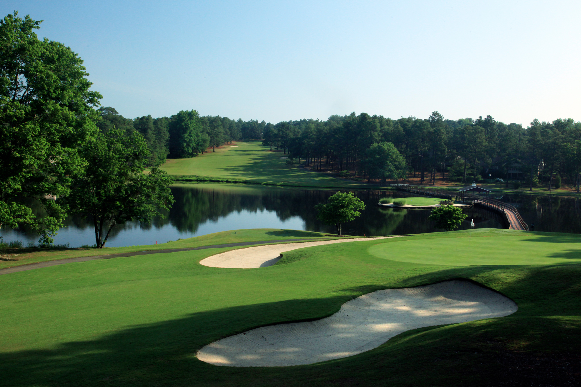 Pinehurst area golf packages